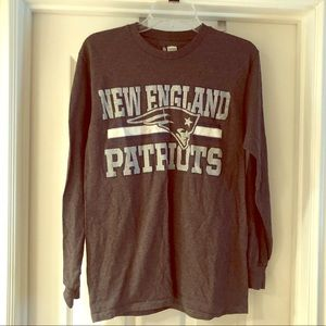 NFL Patriots long sleeved shirt